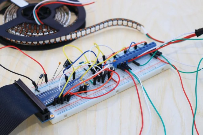 Always breadboard your circuits