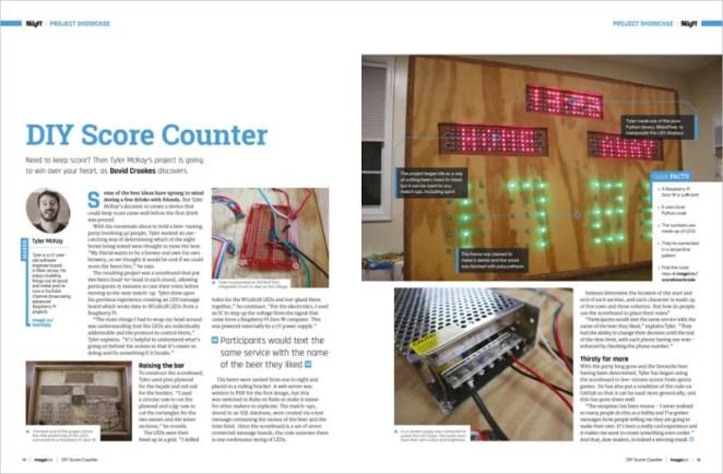 DIY Score Counter