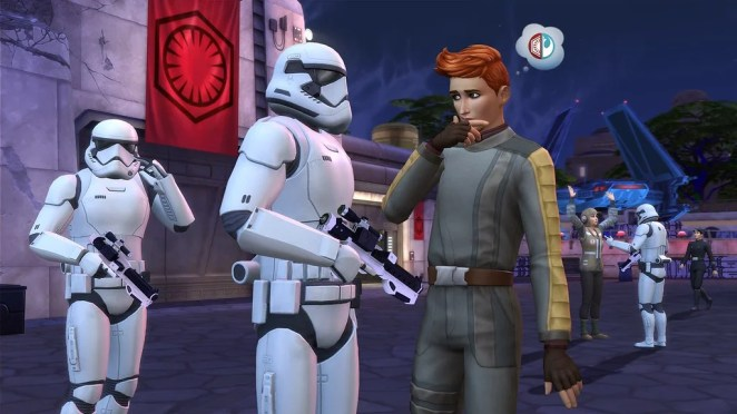 The Sims 4 - Star Wars