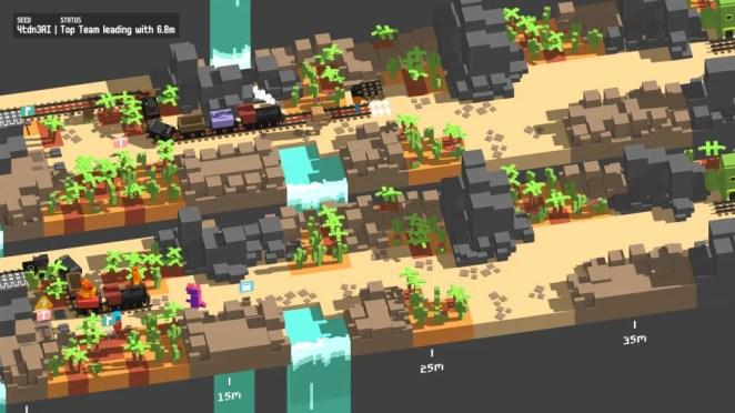 Next Week on Xbox: Neue Spiele vom 21. bis 25. September: Unrailed!