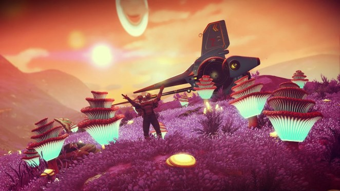 No Man's Sky - Origins Update