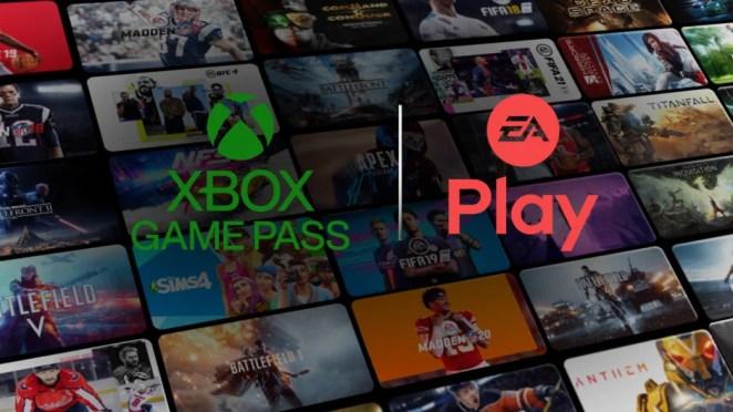 EA Play and Xbox Game Pass hero image