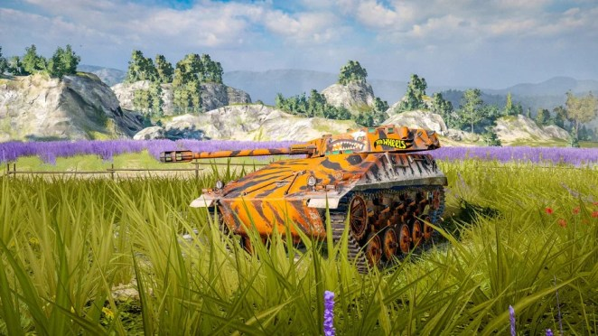 World of Tanks: Hot Wheels
