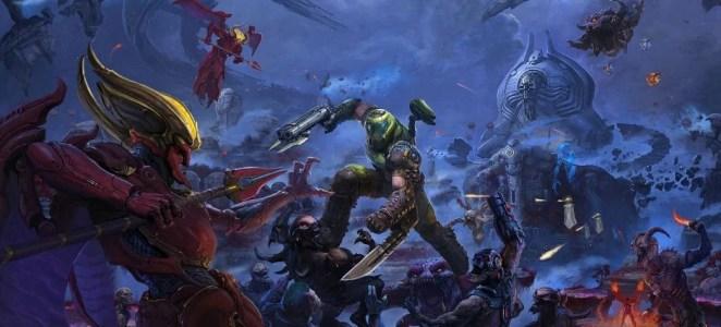 Next Week on Xbox: Neue Spiele vom 19. bis 23. Oktober: Doom Eternal: The Ancient Gods
