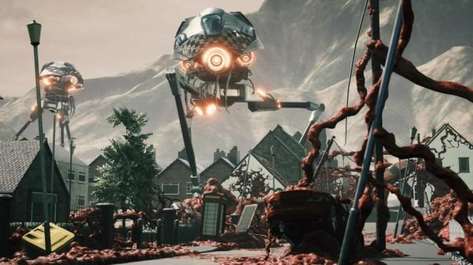Next Week on Xbox: Neue Spiele vom 2. bis 6. November: Grey Skies: A War of the Worlds Story