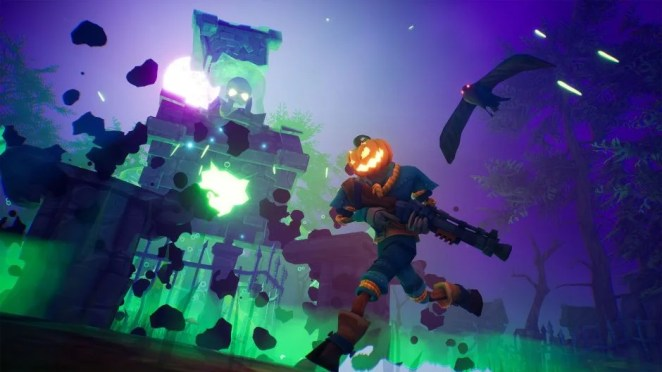 Pumpkin Jack – October 23