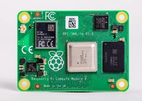 Compute Module 4 Lite (without eMMC Flash memory)