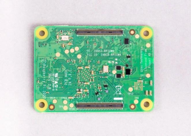 Compute Module 400 high-density connectors