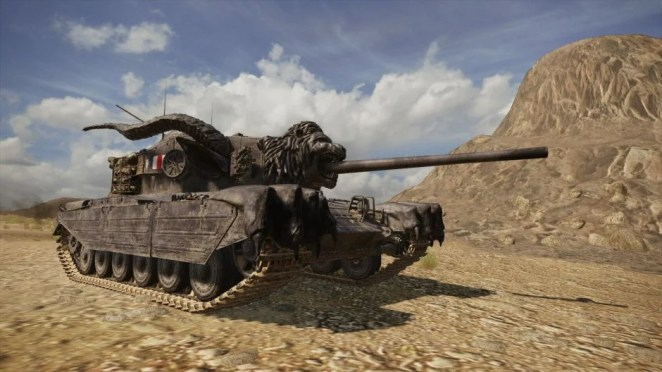 World of Tanks: Monster Hunter