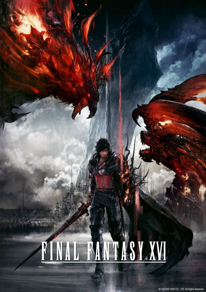 Final Fantasy XVI - main visual