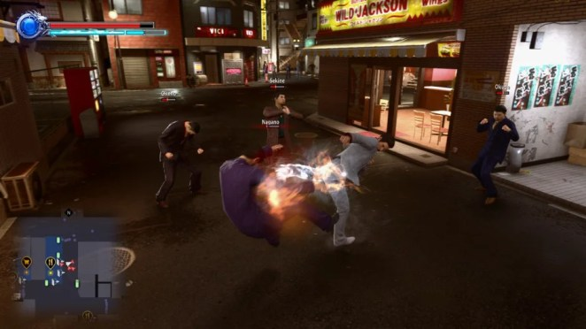 Yakuza - Free Play Days