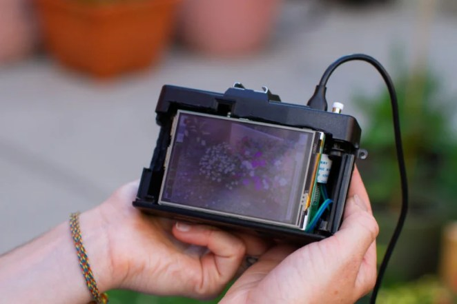 This upcycling project offers the ideal excuse for anyone who's ever wanted to take apart a camera