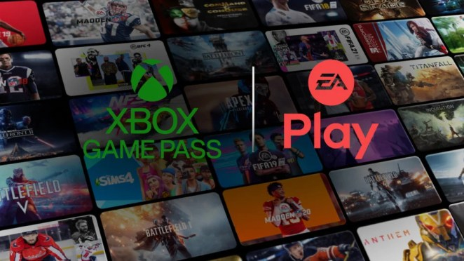EA Play and Xbox Game Pass hero image