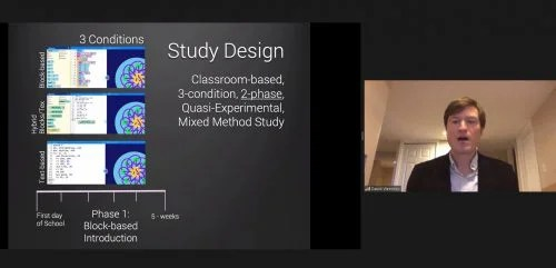 Details of the study design: classroom-based, 3 conditions, 2 phases, quasi-experimental mixed method study