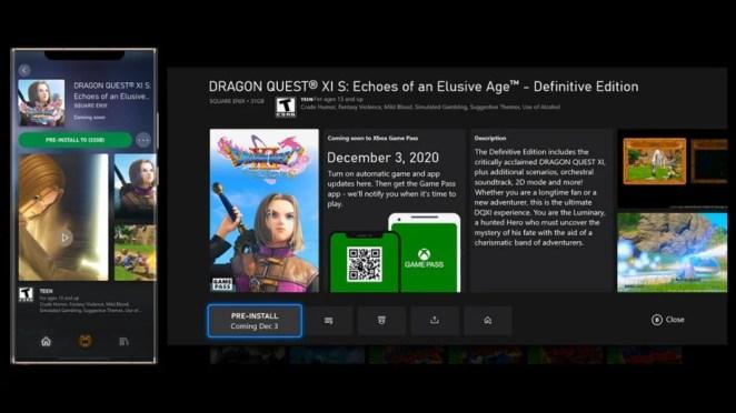 Das November 2020 Update für Konsole kommt auf Xbox Series X|S und Xbox One