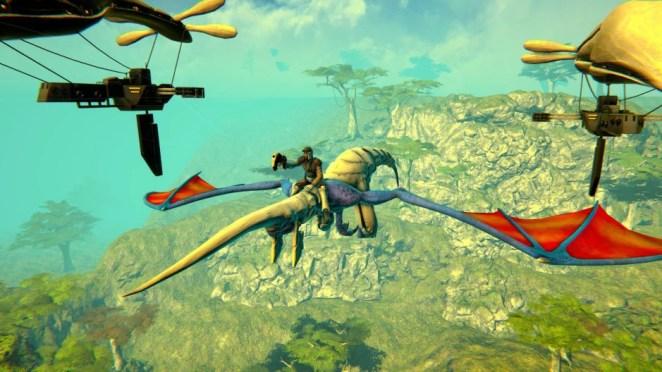 Next Week on Xbox: Neue Spiele vom 7. bis 11. Dezember: Panzer Dragoon: Remake