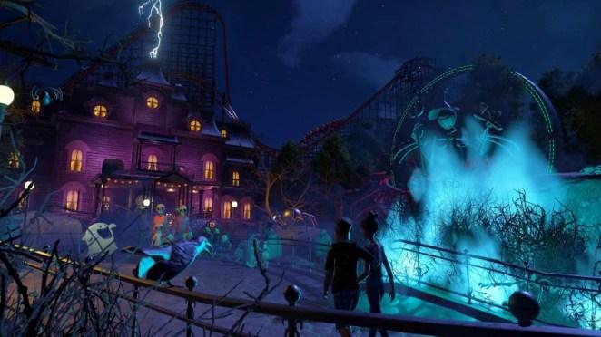 Planet Coaster: Spooky & Adventure Bundle