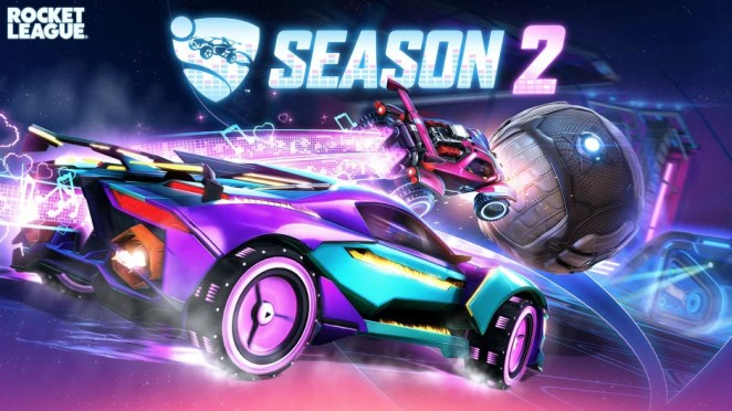 Rocket League - Season 2