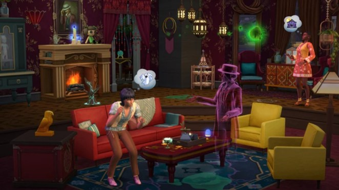The Sims 4: Paranormal Stuff Pack – January 26