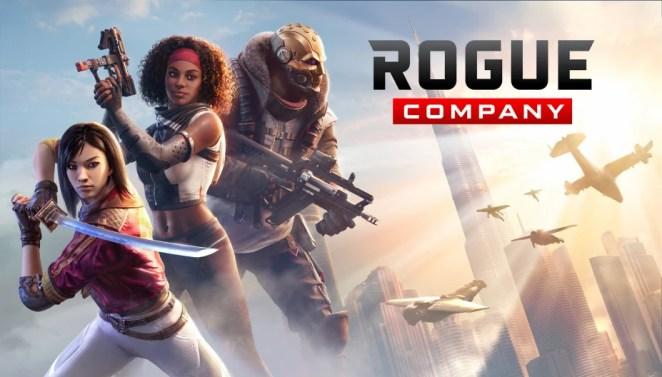 Rogue Company Key Art