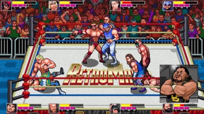 RetroMania Wrestling – February 26