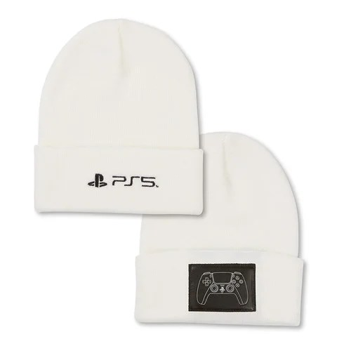 Playstation Gear Store Europe - Debossed DualSense Beanie