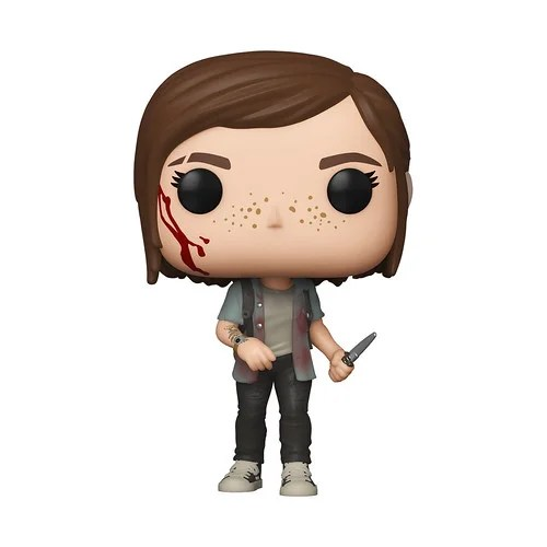 Playstation Gear Store Europe - Funko Pop! TLOU 2 Ellie