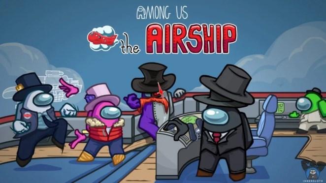 Among Us erscheint 2021 auf Xbox Series X|S und Xbox One: Airship