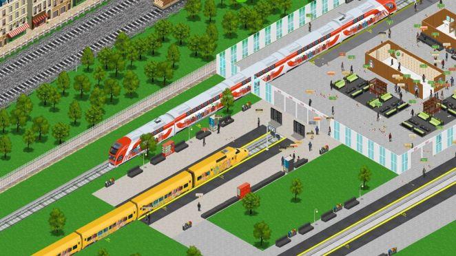Next Week on Xbox: Neue Spiele vom 29. März bis 2. April: Train Station Simulator
