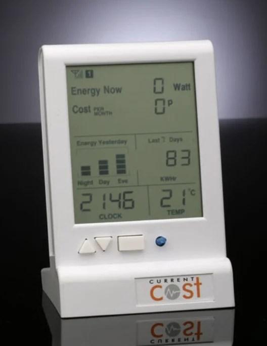 Keep an eye on power consumption