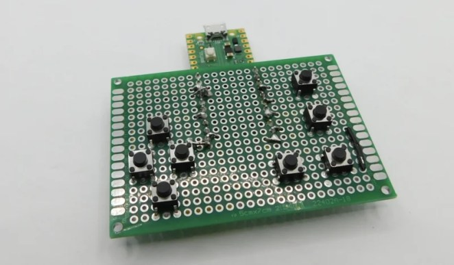 You can solder the pin headers straight onto Pico