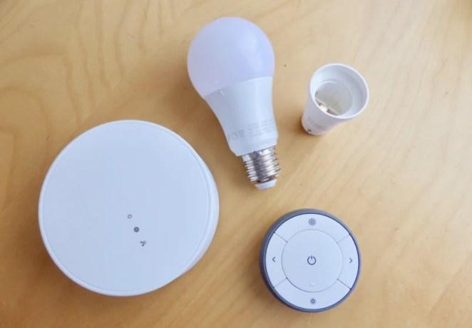 Smart lighting options
