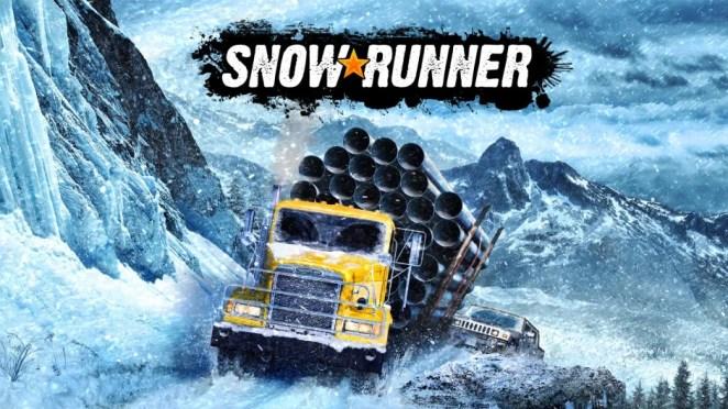 SnowRunner Key Art