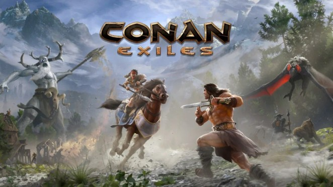 Neu im Xbox Game Pass: Knockout City, Conan Exiles und mehr!