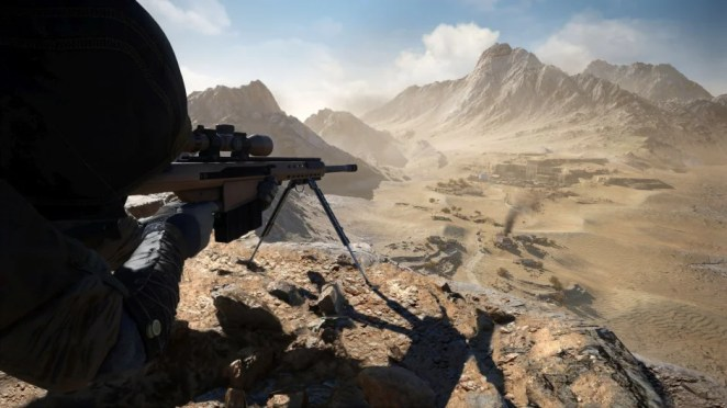 Sniper Ghost Warriors Contracts 2 - June 4 – Optimized for Xbox Series X|S
