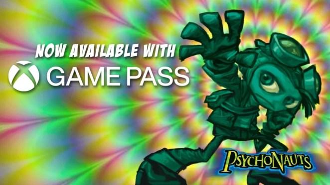 Psychonauts Game Pass Hero