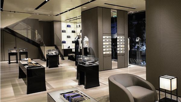 La Nouvelle Boutique Armani St Petersburg
