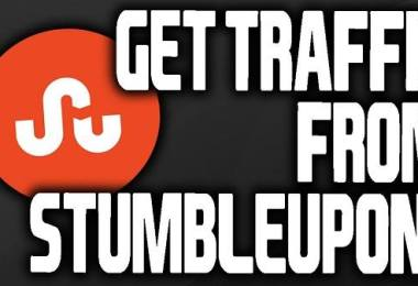 4 Ways to Boost Your Traffic from StumbleUpon