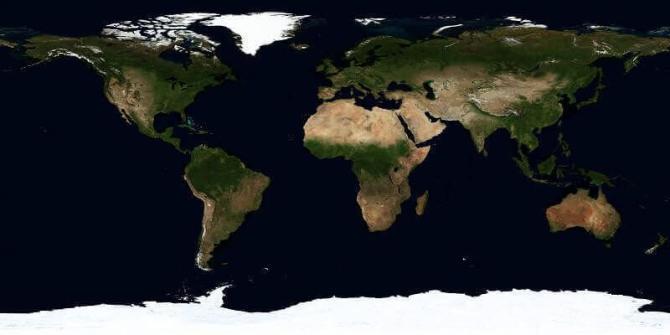 Le monde vu par les occidentaux