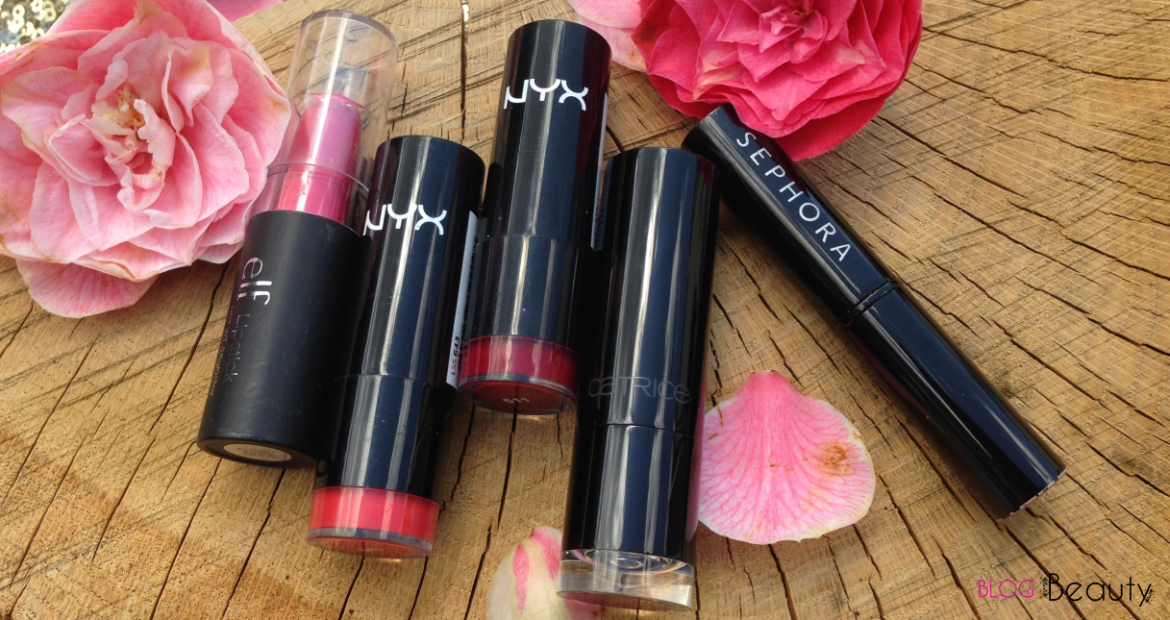My 5 Favourites Lipsticks