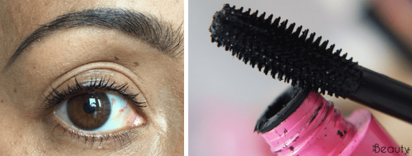 Top 5 mascara Yes Love borstel eye
