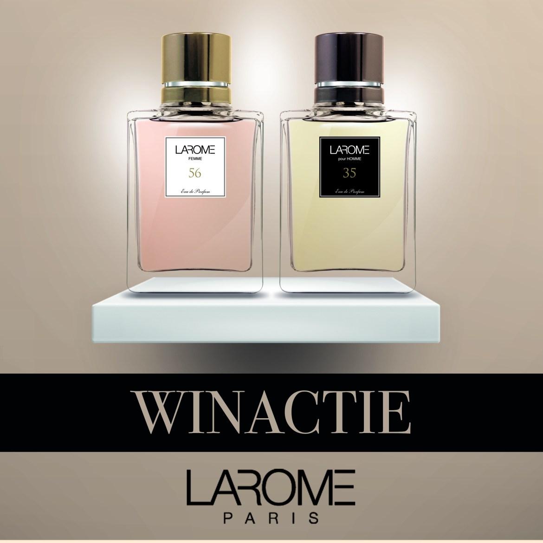 WINACTIE LAROME PARIS