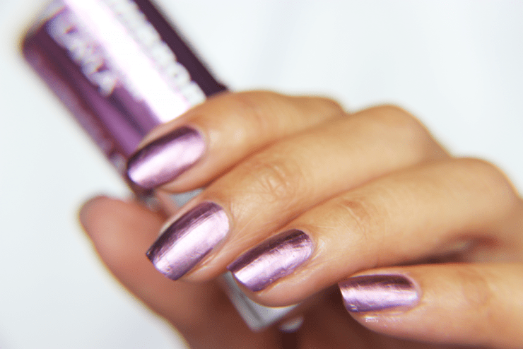 Djasa Mirror Effect Nial Polish Layla 5