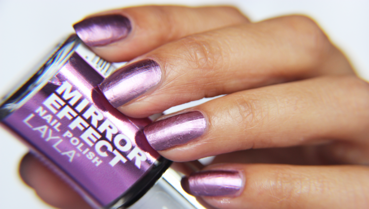 Djasa Mirror Effect Nial Polish Layla 8