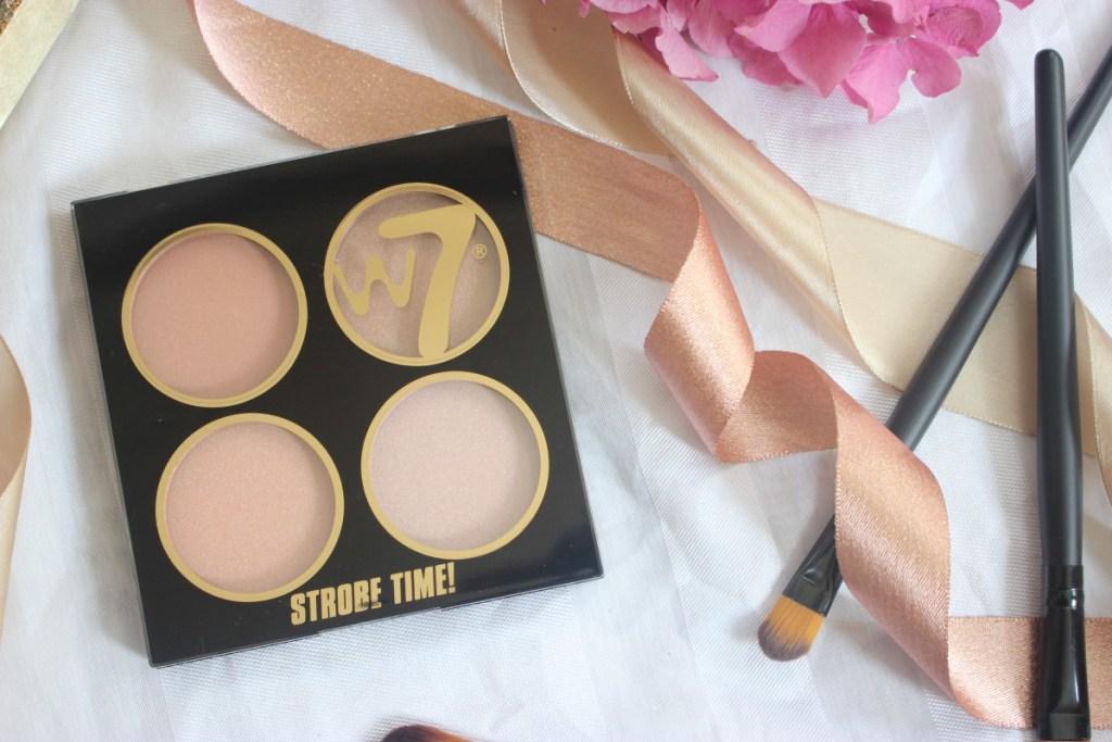 W7 STROBE TIME! – IT'S GLOW TIME!