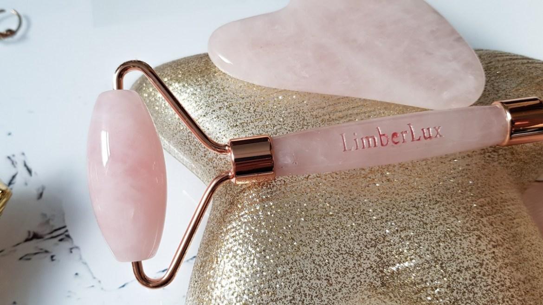 LimberLux Rose Quartz Roller