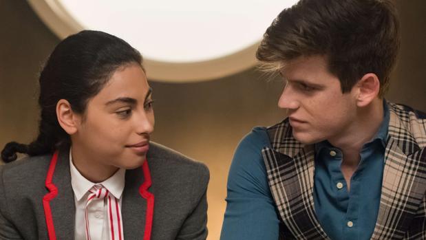 Élite estrena mañana su segunda temporada en Netflix