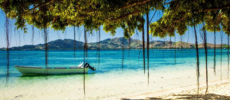 ilhas paradisíacas fiji