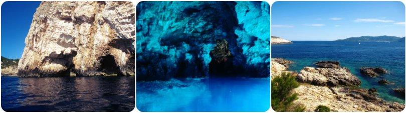 blue cave croácia