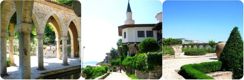 Balchik palácio